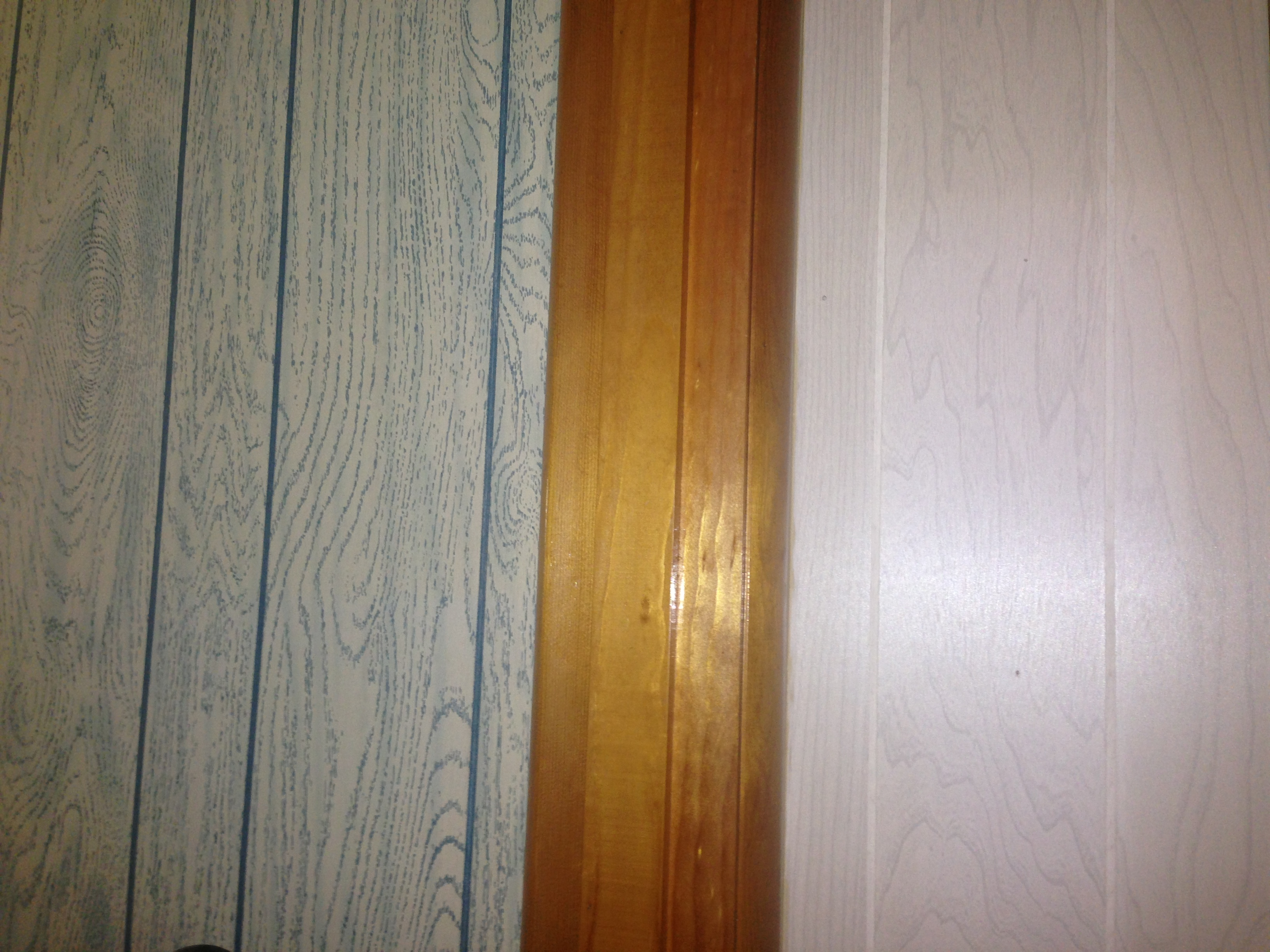 Wonderful image of  wood trim must stay so you'll see us trying to work around that with #703F18 color and 3264x2448 pixels