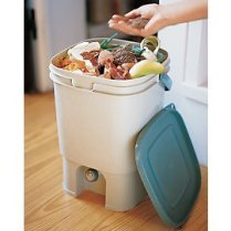 All Food Recycling Kit with Bokashi - $52