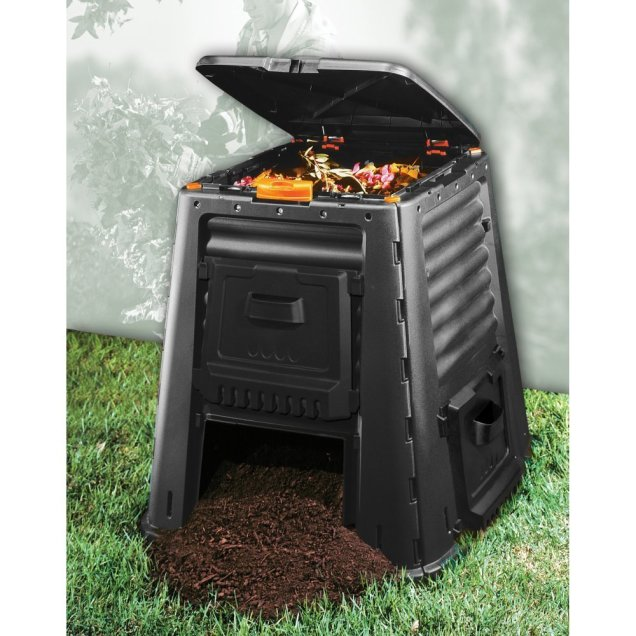 Super Composter 115 Gallon Resin Compost Bin - $69.99