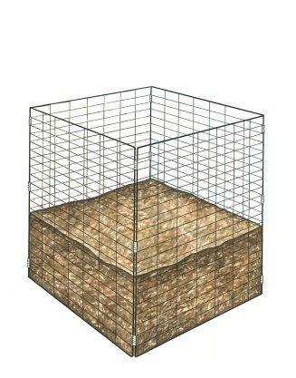 Single Bin Wire Composter - $34.99